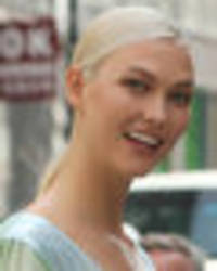 karlie kloss exposes knickers as nipple-flashing dress betrays her