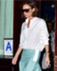 victoria beckham addresses american idol rumours: 'tv is not for me'
