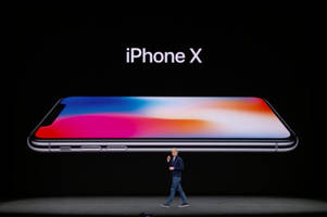 iphone x will cost $999 and won't come out until november 3rd
