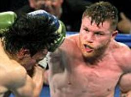 what makes canelo alvarez and ggg fight so special?