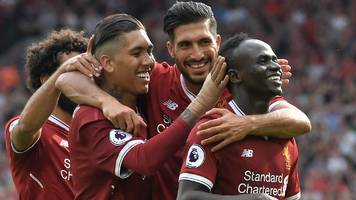 Liverpool 'most likely to progress' in Champions League