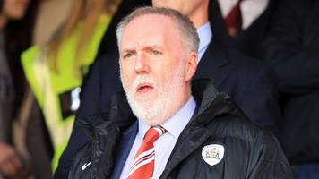 'i am living on borrowed time' - barnsley owner's poignant letter to fans