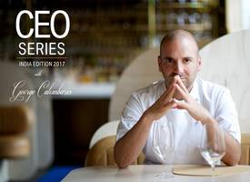 The Second Edition of American Express CEO Series 2017 to Bring in Chef George Calombaris to India