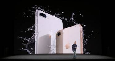 Apple Unveils iPhone 8, Edge-to-Edge iPhone X With Wireless Charging