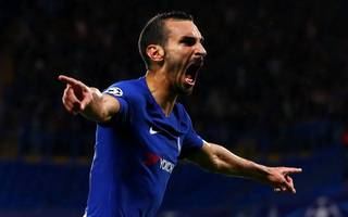 Chelsea hit six to equal their Champions League record win