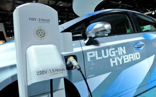 The electric vehicle revolution is coming sooner than expected