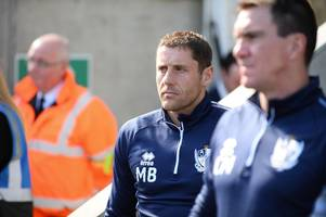 michael brown hurting over form but says one result could transform port vale