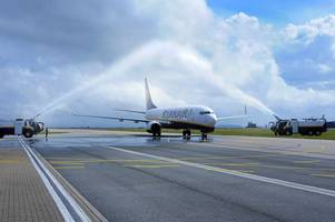 cornwall airport newquay is aiming to connect with major airlines including british airways, klm and lufthansa