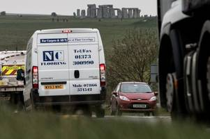 stonehenge tunnel plan for £1.6 billion a303 upgrade confirmed by government