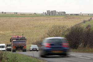 approved stonehenge tunnel condemned as 'brutal intrusion' into landscape