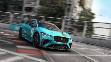 jaguar land rover racing ahead with electrification