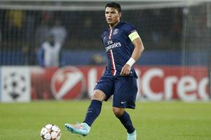 psg skipper thiago silva insists he'll have no problem with celtic's speed merchants after facing neymar in training every day