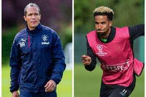 where do rangers star bruno alves and celtic's scott sinclair rank among top spfl players in fifa 18?