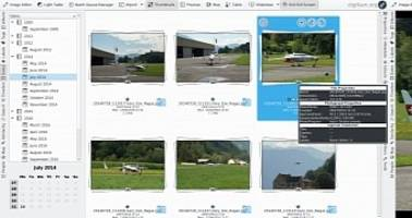digiKam 5.7 Image Editor Lets You Create Print Layouts, Export Albums by Email