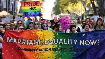 australia kicks off postal survey on same-sex marriage