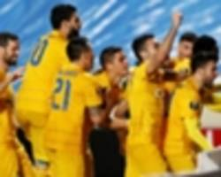 APOEL out to shock Real Madrid and Borussia Dortmund