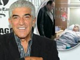 Actor Frank Vincent dies in open heart surgery, aged 78