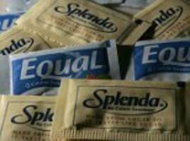 Artificial sweeteners could raise risk of diabetes