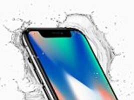 iPhone X is £250 more expensive in the UK than in the US