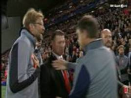 Liverpool boss Jurgen Klopp caught up in row with Sevilla