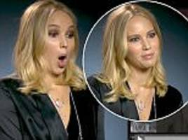 jennifer lawrence rages about her gripes on radio 1