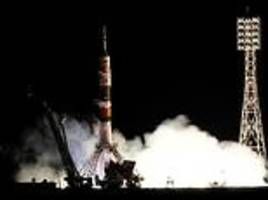 u.s., russian crew transfer to space station
