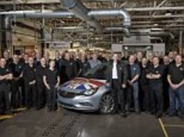 fate of vauxhall's uk factories and jobs hang on brexit