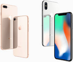 How Apple's new iPhone 8 and iPhone X compare to the iPhone 7