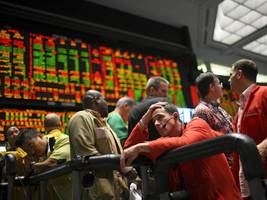 'dangerous volatility' is inciting flashbacks to the financial crisis