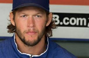 Clayton Kershaw is embracing the pressure in L.A.