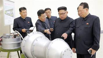 South Korea Detects Radioactive Xenon Gas From North Korea Nuclear Test
