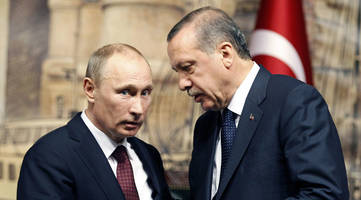 what did they expect? turkey pivots from nato, signs russia missile deal