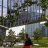 Photos: Cornell Tech's Shiny Eco-Friendly Campus Opens On Roosevelt Island