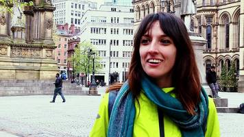 cycle to work day: 'it's faster than getting the bus'