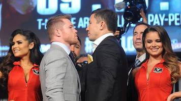 Saul 'Canelo' Alvarez v Gennady Golovkin 'is going to be hell'