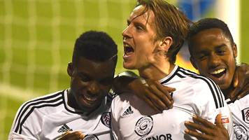 fulham beat hull city for first home win of season
