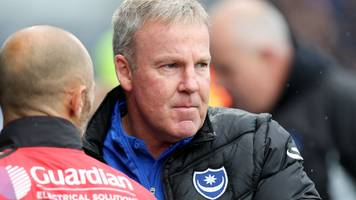 kenny jackett says portsmouth showed naivety in defeat by northampton