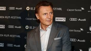 liam neeson retires from playing the same role, over and over