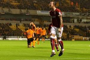 aden flint's goal scoring for bristol city is not going unnoticed and this is what is being said