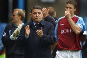 graham taylor wanted abuse claim to be 'swept under the carpet', says victim