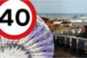 thousands of foreign drivers dodged speeding fines on a20 while ...