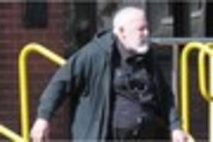 a folkestone pensioner is accused of making a girl, 11, send...