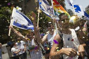 ultra-orthodox israeli politician forced to resign parliament seat for attending gay wedding