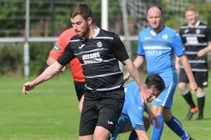junior football: new rutherglen glencairn striker liam gormley delighted to sign from local rivals cambuslang