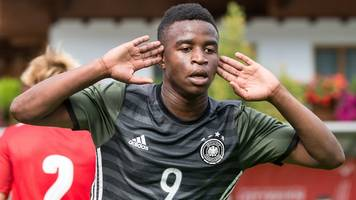 cameroon-born 12-year-old stars for germany
