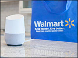 Walmart, Google Enter Voice-Shopping Fray