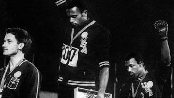 peter norman: push to honour 'forgotten' podium protester