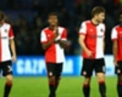 Feyenoord boss Van Bronckhorst rues Manchester City's early salvo