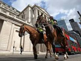 MARKETS LIVE: All eyes on the Bank of England