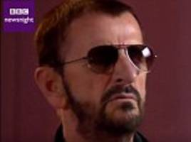 let it be (brexit)! ringo starr says leaving eu is 'great'